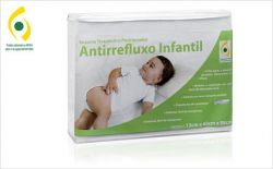 TRAVESSEIRO ANTIRREFLUXO INFANTIL