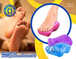 MASSAGEADOR PARA OS PÉS - HAPPY FOOT